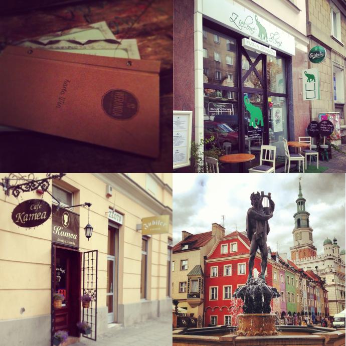Zdjęcia z Poznania - Instagram Biumi